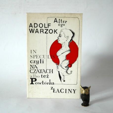 "Warzok A. "" In speculis"" Kraków 1988"