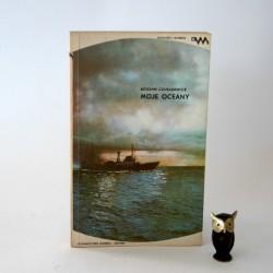 """Czubasiewicz B. """" Moje oceany"""" Gdańsk 1978"""