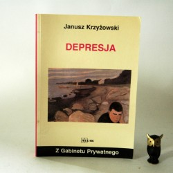 """Krzyżowski J. """"Depresja"""" Warszawa 2002"""