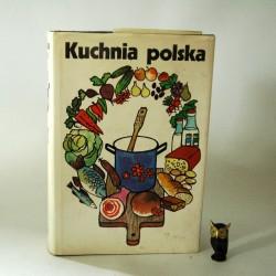 "Librowska M. ""Kuchnia Polska"" Warszawa 1985"