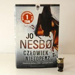 """Nesbo Jo """" Człowiek nietoperz"""" Wrocław 2012"""