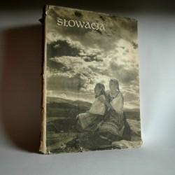 """Plicka K. """"Słowacja"""" Praga 1955"""