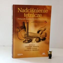 """Mancia G. """" Nadciśnienie tętnicze"""" Gdańsk 2009"""