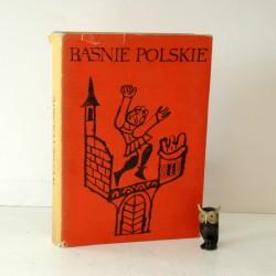"""Jodełka-Burzecki T. """" Baśnie Polskie"""" , 1971"""