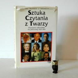 """dr Bierach A. """"Sztuka czytania z twarzy"""" , Wrocław 1992"""