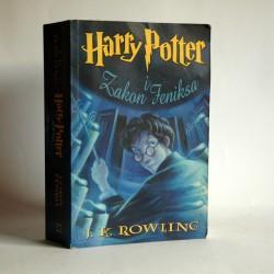 "Rowling J.K. ""Harry Potter i Zakon Feniksa"" 2004"