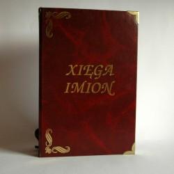 "Skierkowski M. ,Mondel D. "" KSIĘGA IMION"" Warszawa 1995"