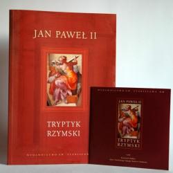 """Jan Paweł II """"Tryptyk Rzymski"""" + CD - Kraków 2003"""