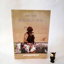 "Kachel J. ""Operacja Irak"""