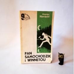 """Nienacki Z. """"Pan samochodzik i Winnetou"""" Białystok 1985"""