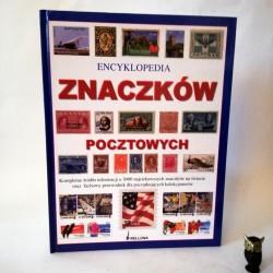 """Mackey J. dr """"Encyklopedia znaczków pocztowych"""", Warszawa 2007"""