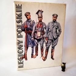 """Klimecki M. """" Legiony Polskie """" Kraków 1990"""
