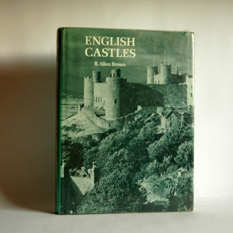 "Brown A.R "" English Castles"" London 1976"