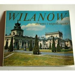 """Fijałkowski W. """" Wilanów"""" Warszawa 1985"""