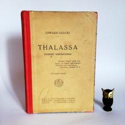 """Ligocki E. """"Thalassa"""" Warszawa ok 1920"""