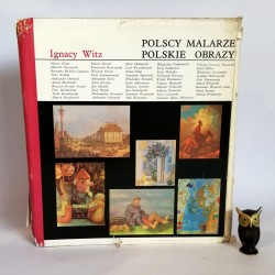 """Witz I."""" Polscy malarze, polskie obrazy"""" Warszawa 1970"""