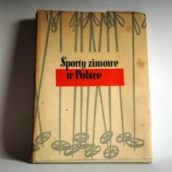 """Bielczyk Z. """"Sporty zimowe w Polsce"""" Warszawa 1956"""