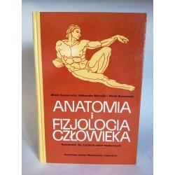 """Sylwanowicz W. """" Anatomia i fizjologia człowieka"""" Warszawa 1985"""