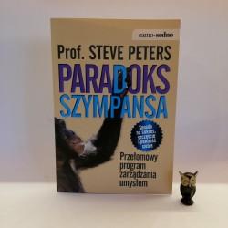 "prof. Peters S. ""Paradoks szympansa"", Warszawa 2013"