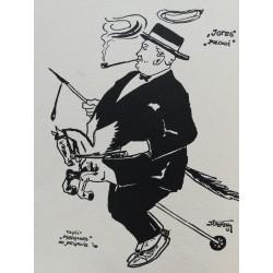 """Jotes """" Marginesy"""" Katowice 1931"""