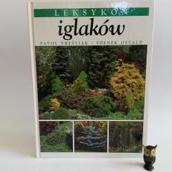 """Vrestiak P. """"Leksykon iglaków"""", Warszawa 2001"""