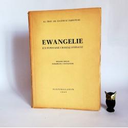 """Dąbrowski E. """"Ewangelie"""" Niepokalanów 1949"""