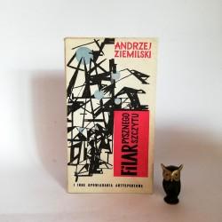 """Ziemilski A. """" Filar Pysznego szczytu"""" Warszawa 1959"""
