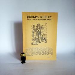"Kunley D. ""Życie i nauki szalonego jogina"""