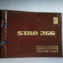 Katalog części zamiennych STAR 266 - Wydanie II 1974