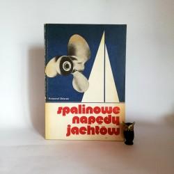 """Zbierski K."""" Spalinowe napędy jachtów"""" Gdańsk 1987"""
