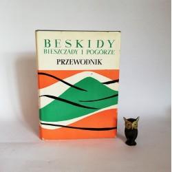 """Krygowski W. """"Beskidy. Bieszczady i Pogórze .Przewodnik."""", W-wa 1970"""