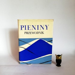"""Nyka J. """"Pieniny. Przewodnik"""", Warszawa 1966"""