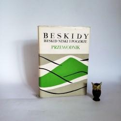 """Krygowski W. """"Beskidy. Beskid Niski i Pogórze. Przewodnik."""", Warszawa1967"""