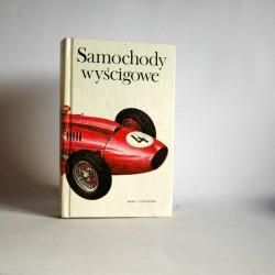 """Porazik J. """" Samochody Wyścigowe"""" 1987"""
