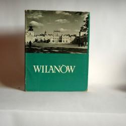 """Fijałkowski W. """" Wilanów"""" Warszawa 1966"""