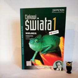 """Biologia """" Podręcznik Ciekawi Świata 1 - zakres rozszerzony"""" Operon 2012"""