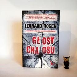"Rosen L."" Głosy Chaosu"" Warszawa 2013"