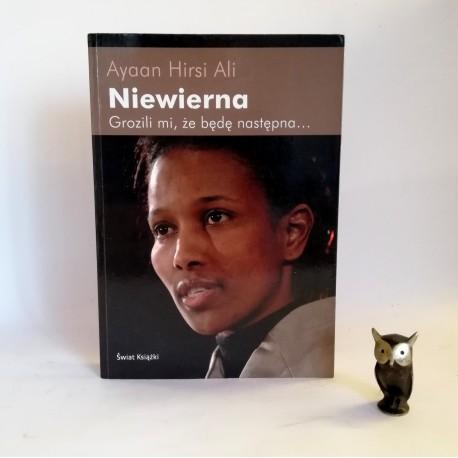 "Ayaan Hirsi Ali "" Niewierna "" Warszawa 2009"