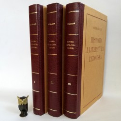 "Bałaban M. "" Historia i literatura żydowska"" Reprint z 1925"