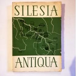 """Sarnowska W. """" Silesia Antiqua - Tom 7 """" Wrocław 1965"""