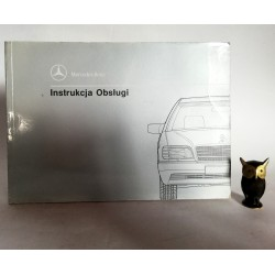 Instrukcja obsługi Mercedes Benz 300, 400, 500 SE, SEL