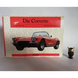 """Langworth R. """" Die Corvette"""" London 1988"""