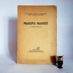"""Kumaniecki K. """" Praecepta Praefecti"""" Kraków 1937"""