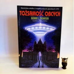 """Thompson R.L. """" Tożsamość obcych"""" Wrocław 1998"""