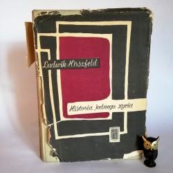 """Hirszfeld L. """" Historia jednego życia"""" Warszawa 1957"""