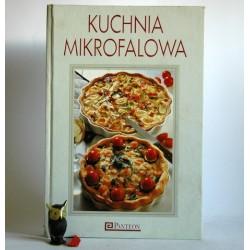 """Kissel R."""" Kuchnia mikrofalowa"""" Wrocław 1994"""