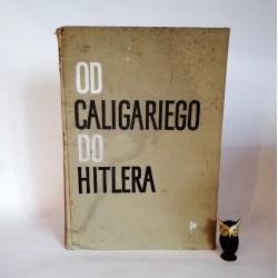 """Kracauer S. """" Od Caligariego do Hitlera"""" Warszawa 1958"""