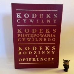 """Praca zbiorowa """" KC, KPC, KRiO"""" Gdańsk 1993"""