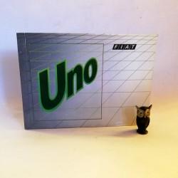 Instrukcja Obsługi Fiat Uno