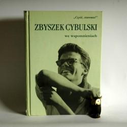 """Pryzwan M. """" Zbyszek Cybulski we wspomnieniach"""" Warszawa 1994"""